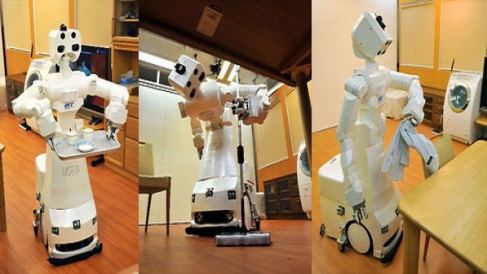 Robot para limpiar la casa dise os arquitect nicos - Limpiar la casa ...